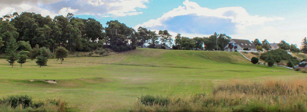 Invergordon Golf Club Clubhouse