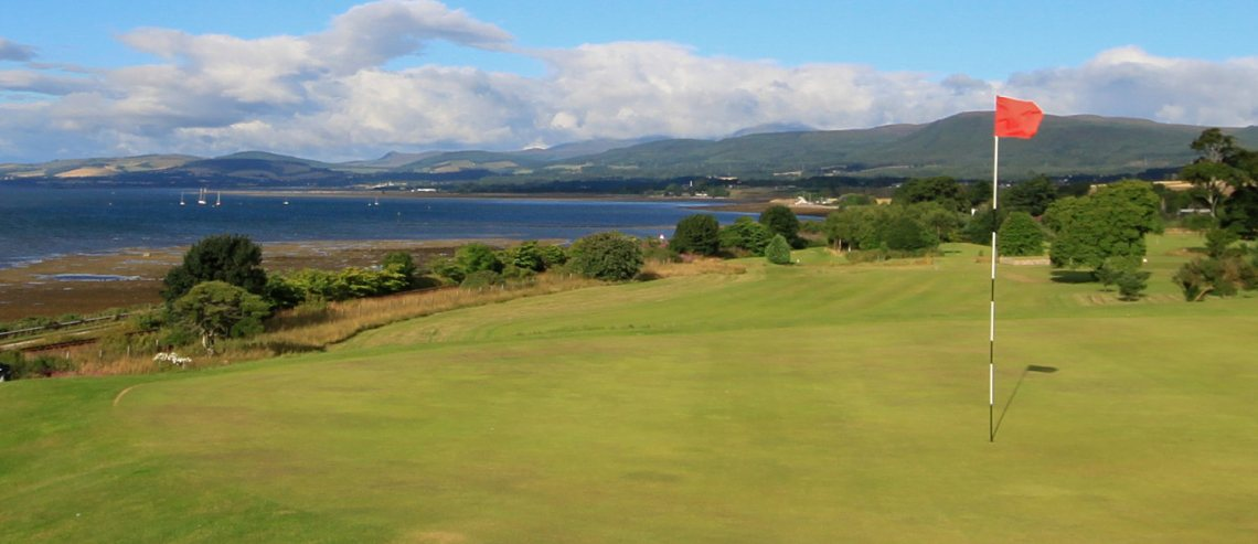 Invergordon Golf Club - Home