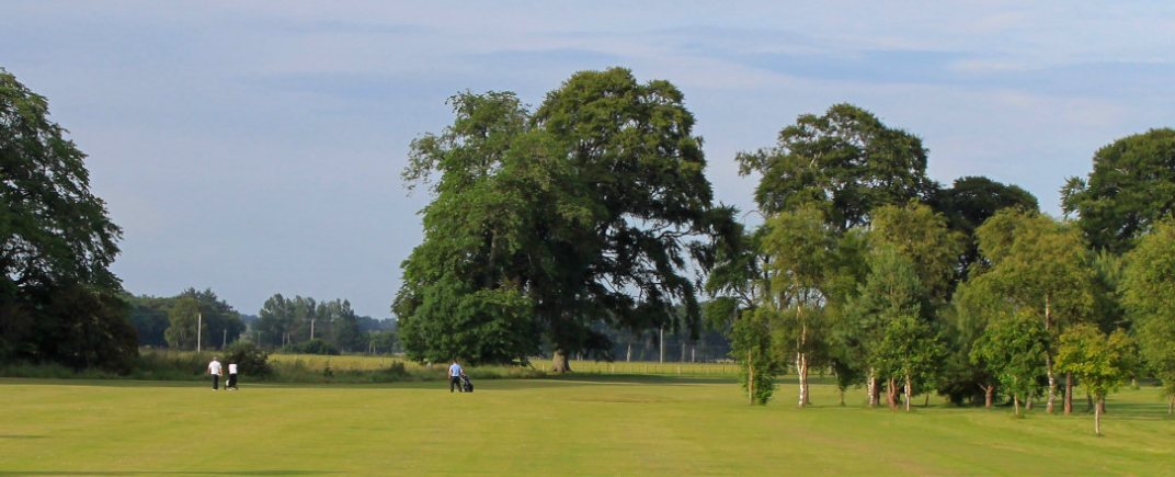 Fifth Hole - Rookery