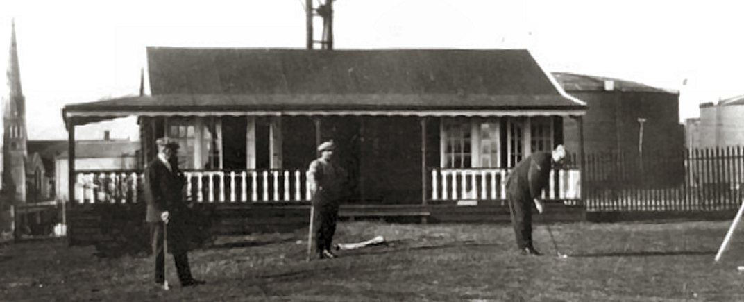History of Invergordon Golf Club