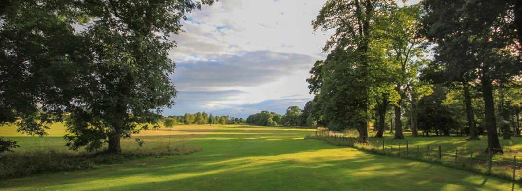 Sixteenth Hole - Rosskeen Burn