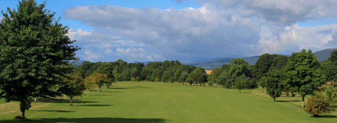 Sixth Hole - West Lodge